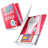 YourSurprise Tony's Chocolonely giftbox - Liefde (melk)
