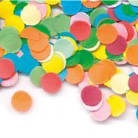 Luxe multicolor confetti 5 kilo Multi