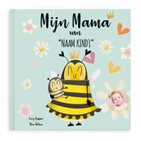 YourSurprise Boek met naam - Onze Mama - Softcover