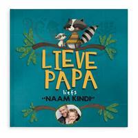 YourSurprise Boek met naam - Lieve Papa - Softcover