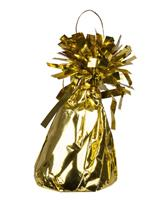 Boland ballongewicht 13 cm folie goud 160 gram