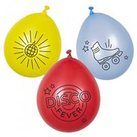 Boland ballonnen 78 cm latex 6 stuks