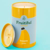 Luckies Fruitiful fruitkaars - Banaan