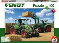 schmidt Fendt 724 Vario Fendt 716 Vario 100 stukjes - Puzzel