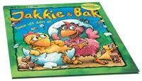 999 Games Jakkie & Bak Leesboekje - Boek