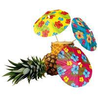 Prikkers jumbo tropische bloemen