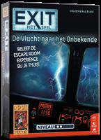 999 Games EXIT - De vlucht naar het onbekende - Breinbreker