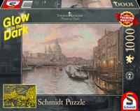 schmidt In de straten van Venetië 1000 stukjes - Puzzel