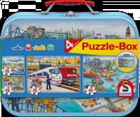 schmidt Voertuigen 2x26 2x48 stukjes - Puzzel