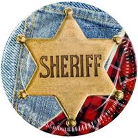 Bordjes Wild West Sheriffster