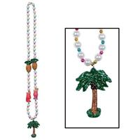 Ketting palmboom luxe