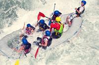 Rafting - Raum Landeck