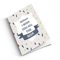 YourSurprise Zomaar kaart met foto - - Staand
