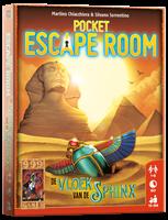 999 Games Pocket Escape Room: De Vloek van de Sphinx - Breinbreker