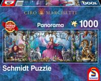 schmidt IJs Paleis 1000 stukjes - Puzzel