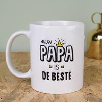 Nutcrackers Mok Mijn papa is de beste