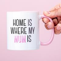 Nutcrackers Home Is Where My Mum Is mok
