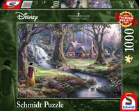 schmidt Disney Snow White 1000 stukjes - Puzzel
