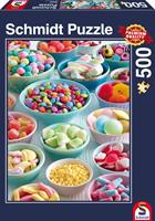 schmidt Zoete Lekkernijen 500 stukjes - Puzzel