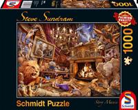 schmidt Story Mania 1000 stukjes - Puzzel