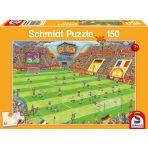 schmidt Voetbal Finale 150 stukjes - Puzzel
