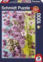 schmidt Violette Bloesems  1000 stukjes - Puzzel