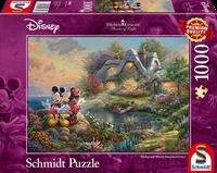 schmidt Disney Mickey & Minnie  1000 stukjes - Puzzel
