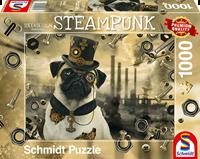 schmidt Steampunk Hond  1000 stukjes - Puzzel