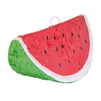 Amscan piñata watermeloen 50x25 cm