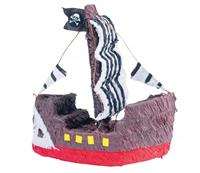 Amscan Pinata piratenschip 40x38 cm