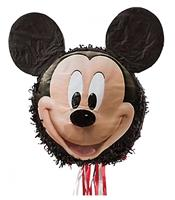 Amscan piñata Mickey Mouse 50 cm zwart/beige
