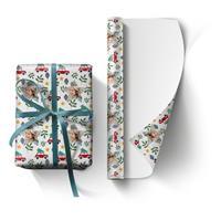 YourSurprise Gepersonaliseerd cadeaupapier (XL)
