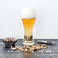 YourSurprise Weizen bierglas graveren (4 stuks)