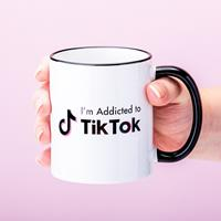 Nutcrackers I'm Addicted To TikTok Mok -