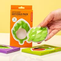 Kikkerland Hot-cold Pack - Artisjok -