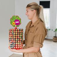 YourSurprise Gepersonaliseerde Chupa Chups Toren - 200 lolly's
