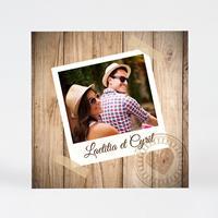 tadaaz Leuke fotokaart met hout
