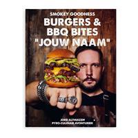 YourSurprise Burgers & BBQ Bites kookboek - Hardcover