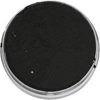 Eulenspiegel zwarte schmink op waterbasis 3,5 ml/5 gr