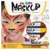 Carioca schminkstiften Mask up animals