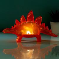 Fizzcreations Fizz Jelly Dinosaurus Lamp - Oranje
