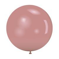 Latex ballon rosé goud (100 cm)