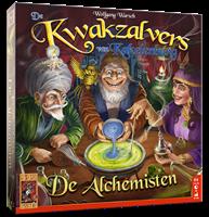 De Kwakzalvers van Kakelenburg: De Alchemisten - Bordspel