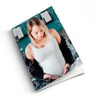 YourSurprise Moederdag kaart met foto - XL - Staand