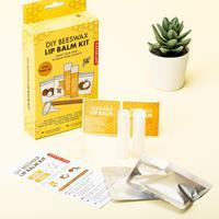 Kikkerland Bijenwas Lippenbalsem DIY Set