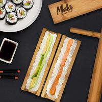 MikaMax Sushi Maker - Maki Master