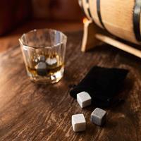 Wild Wolf Whisky Chillers Ijsblokjes (set Van 6)