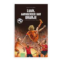 YourSurprise Boek met naam - Aanvoerder van Oranje - EK 2021