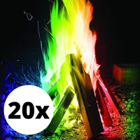 Mystical Fire - 20 Zakjes