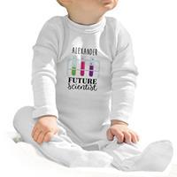 Wanapix Baby Pyjama met foto en tekst bedrukken en maken